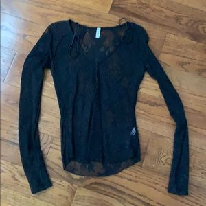 Women's Intimately Free People lace top size XS
